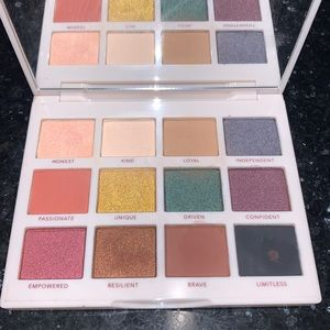 Persona Identity Two Eyeshadow Palette, gently used